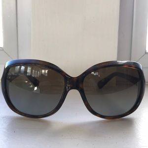 Dolce and Gabbana tortoise sunglasses